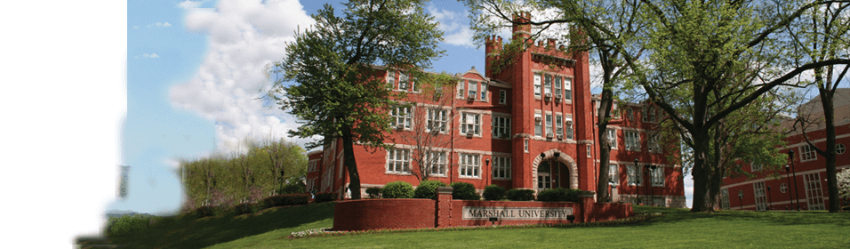 Marshall University Old Main